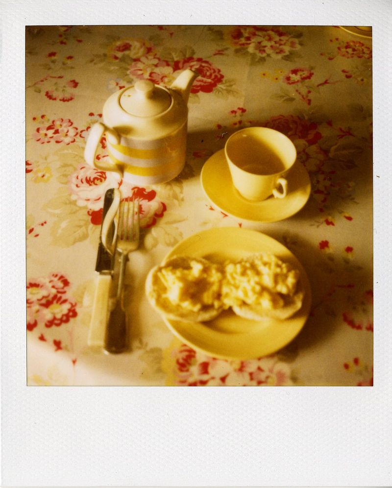 Breakfast polaroid070