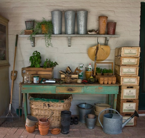Garden Potting Shed Ideas